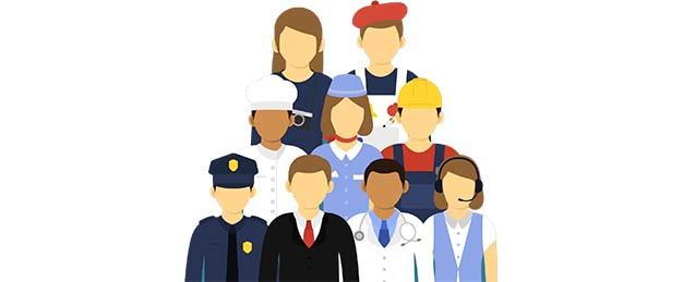 Inclusão no mercado de trabalho