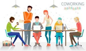 coworking trabalho home office