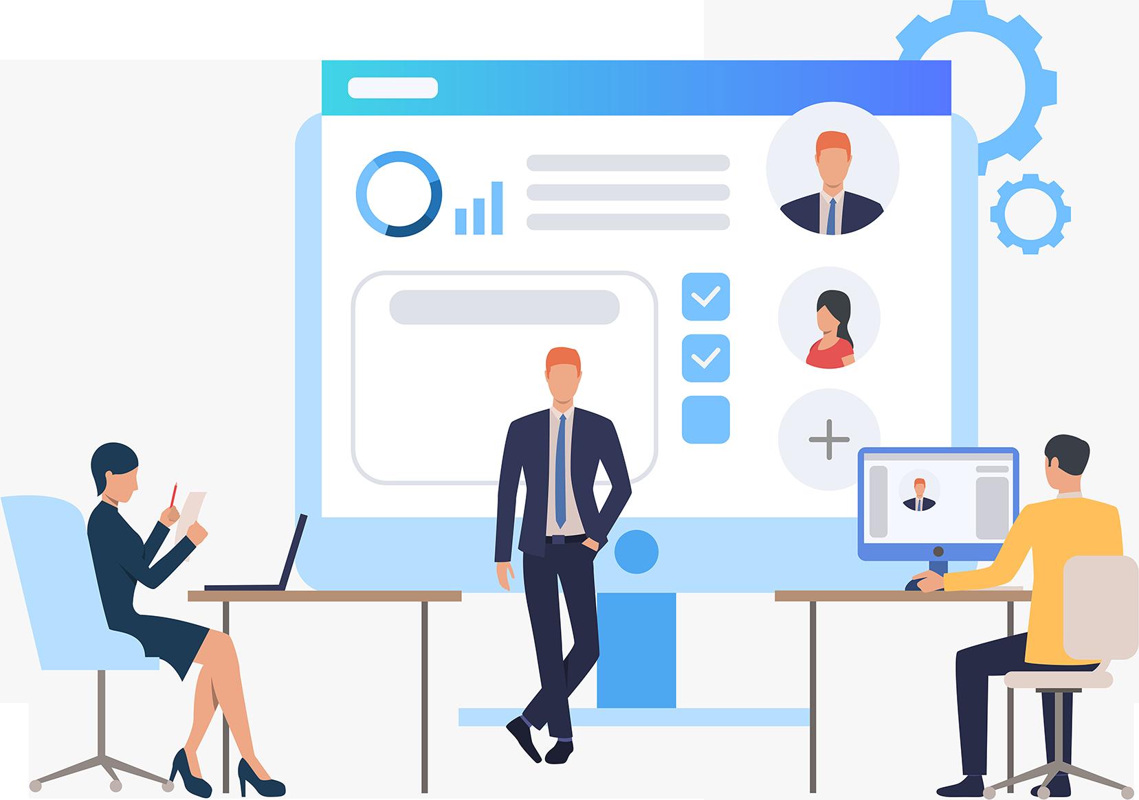 gestão de pessoas e tecnologia